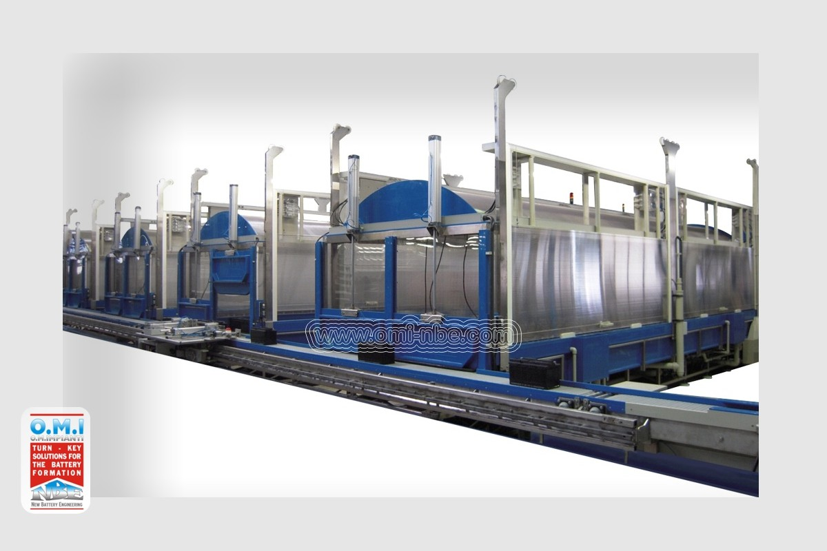 water cooling formation system